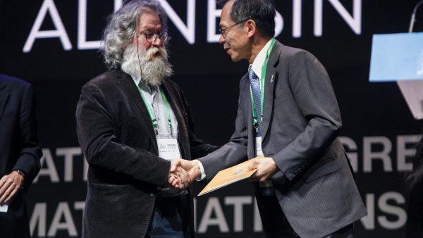 Ali Nesin ve Leelavati Ödülü